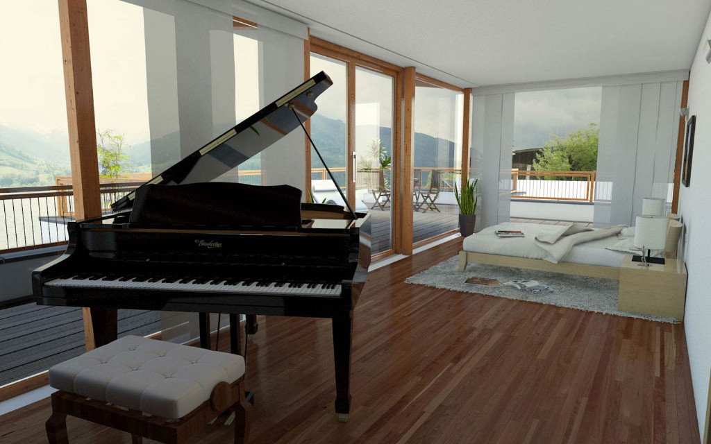 Seevilla_Freiberg_Loft_Piano