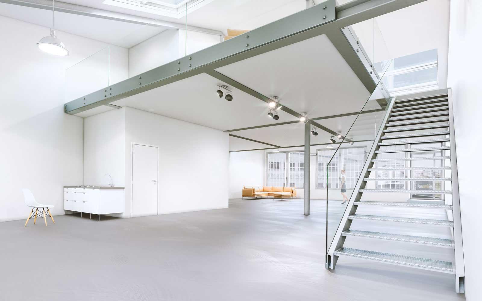 Salis Loft GmH: Fabrik BBK, Robinigstraße, Salzburg 3