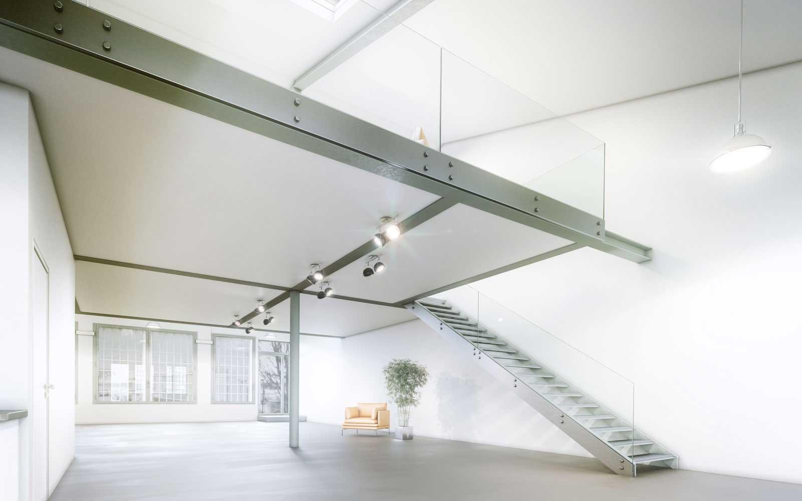 Salis Loft GmH: Fabrik BBK, Robinigstraße, Salzburg 4