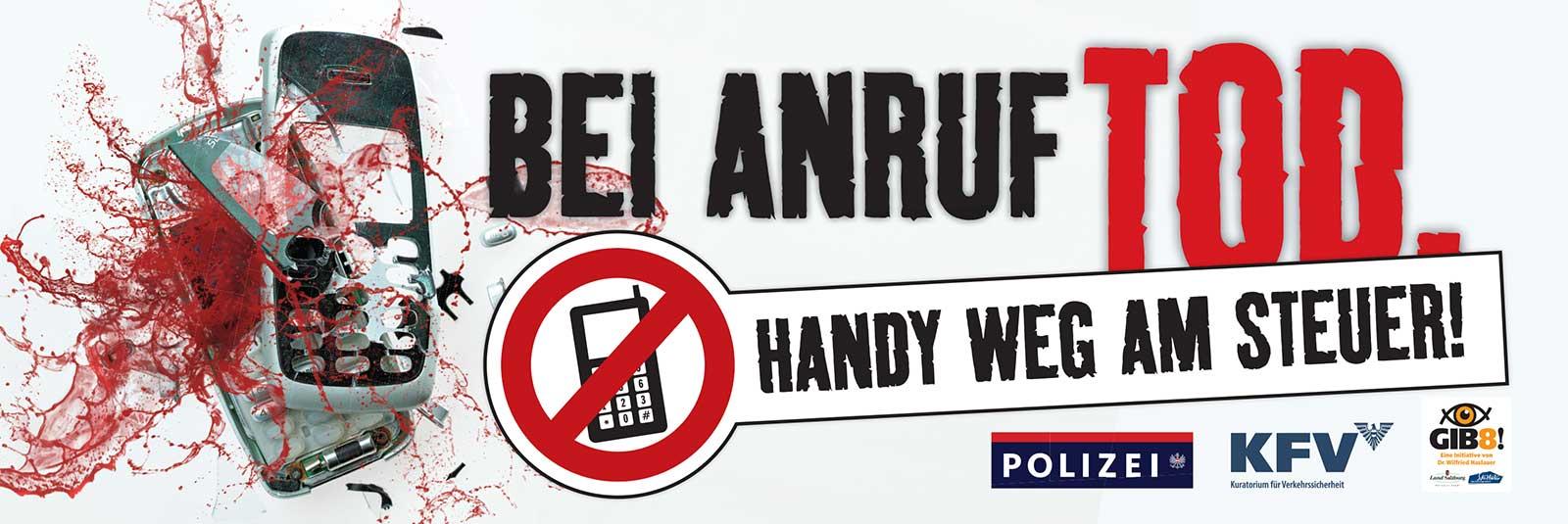 Verkehrssicherheitskampagne 2011 Banner
