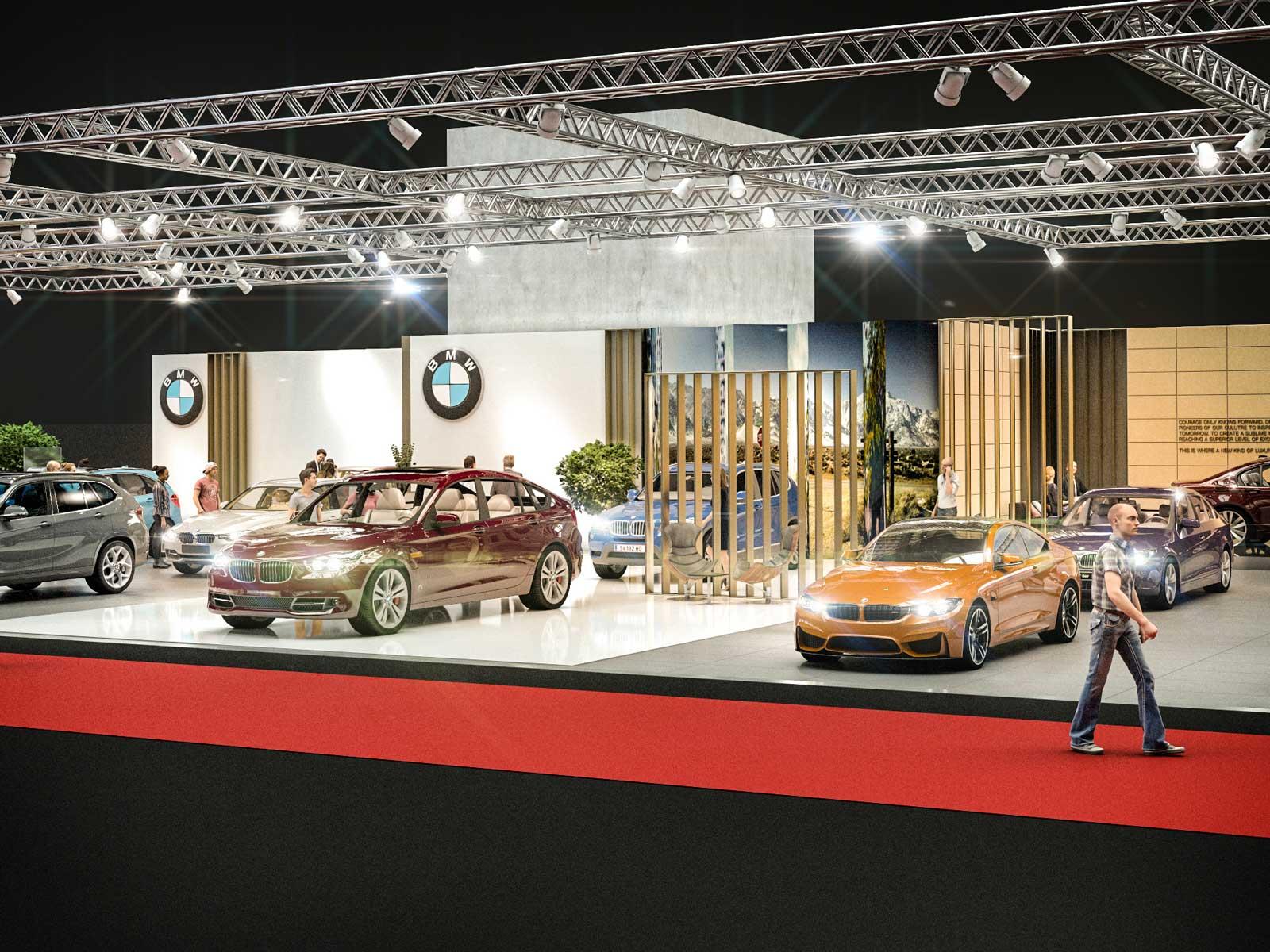 5. BMW auf Vienna Autoshow 2018