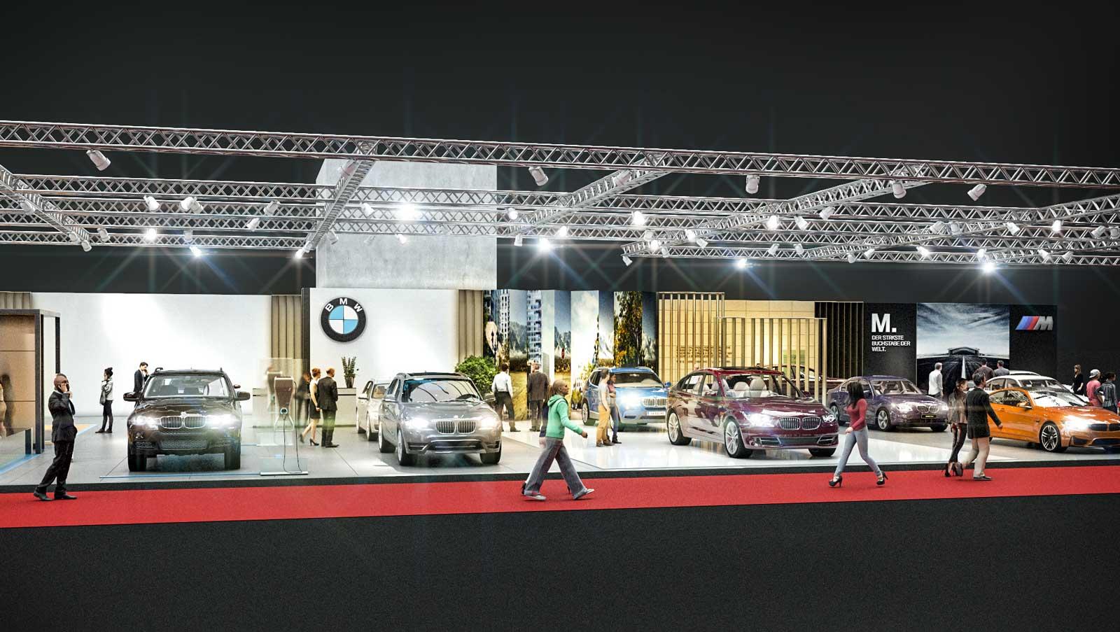 4. BMW auf Vienna Autoshow 2018