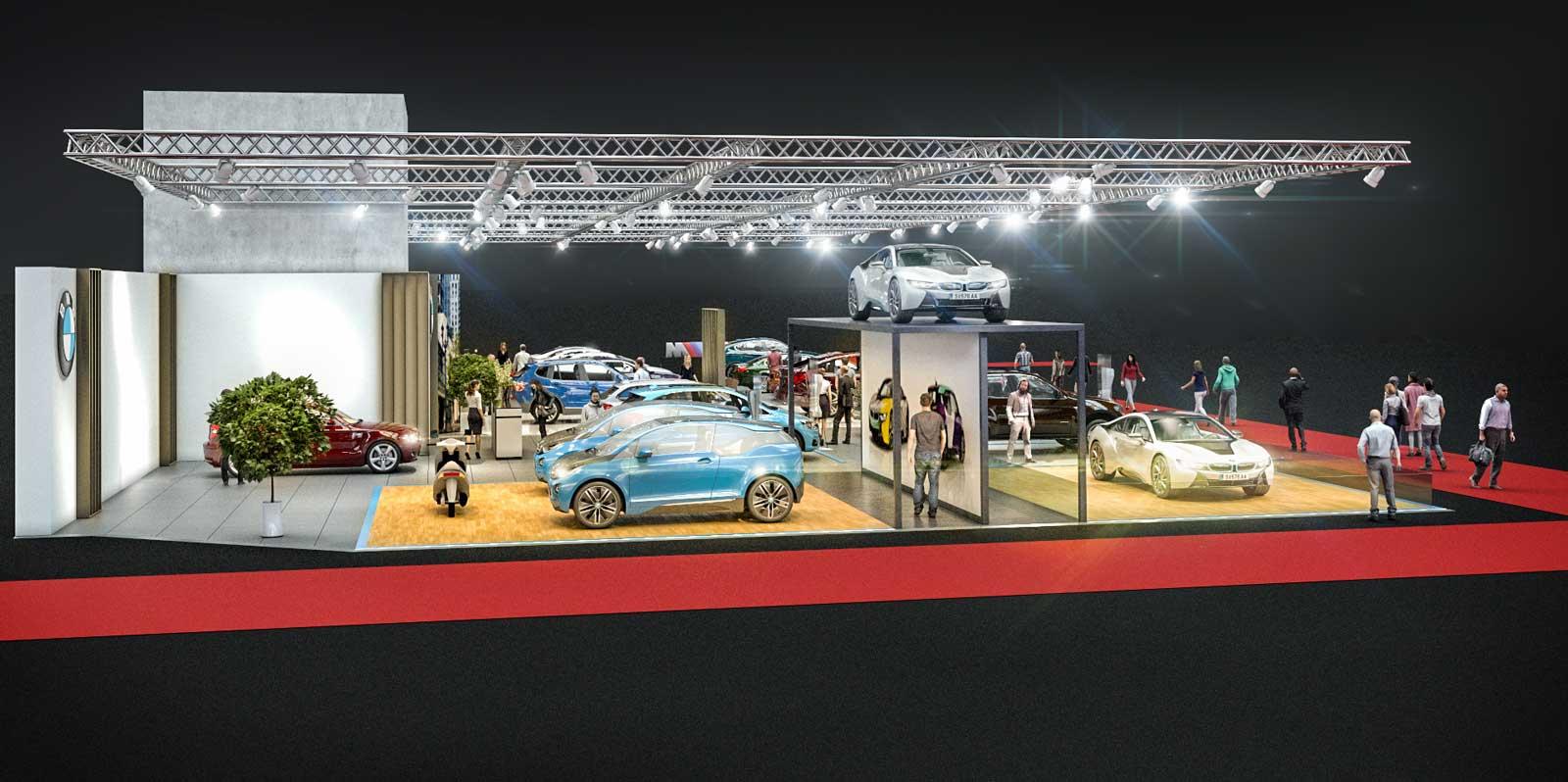 2. BMW Vienna Autoshow 2018