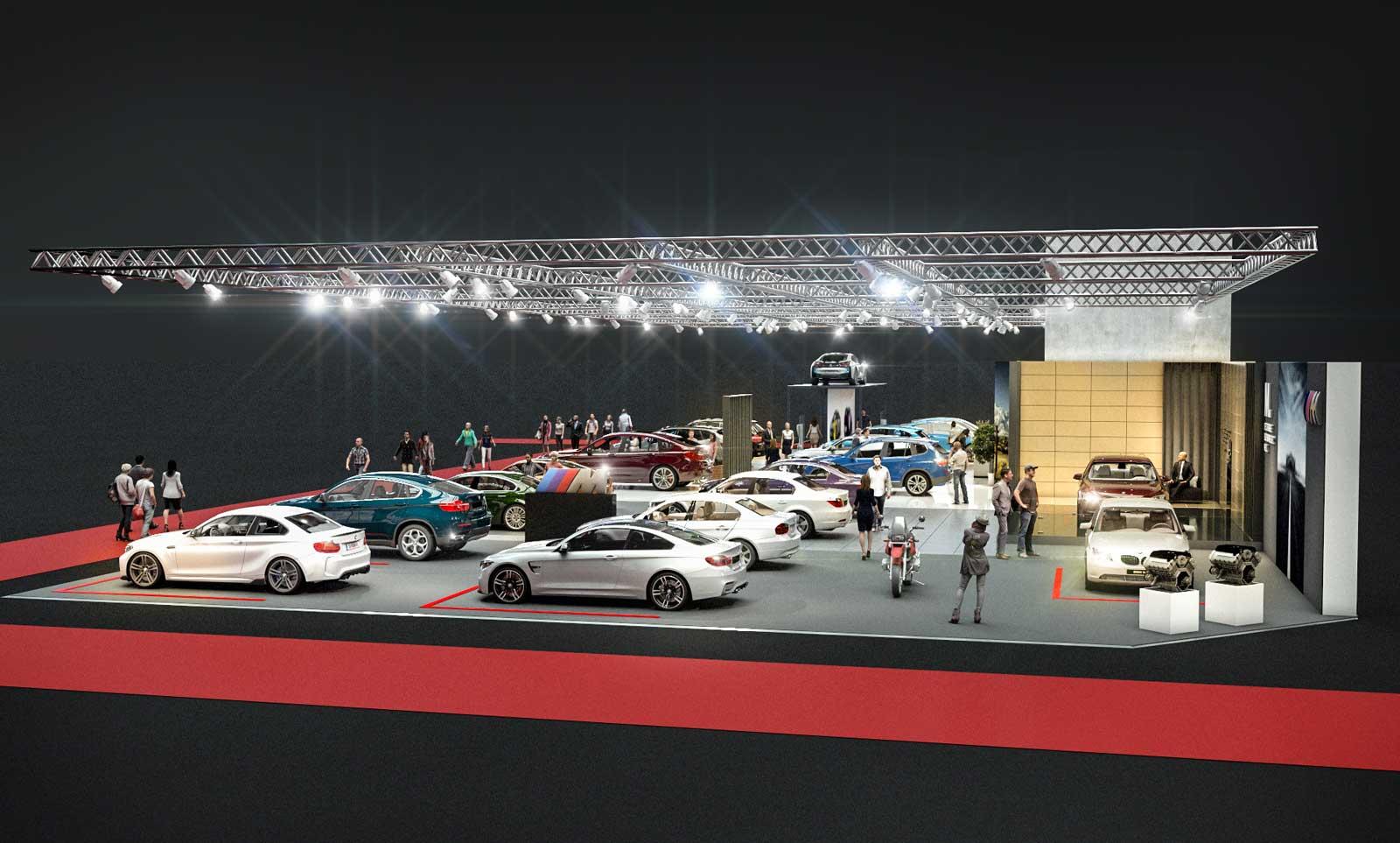 1. BMW Vienna Autoshow 2017