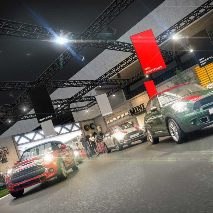6. MINI auf Vienna Autoshow 2018