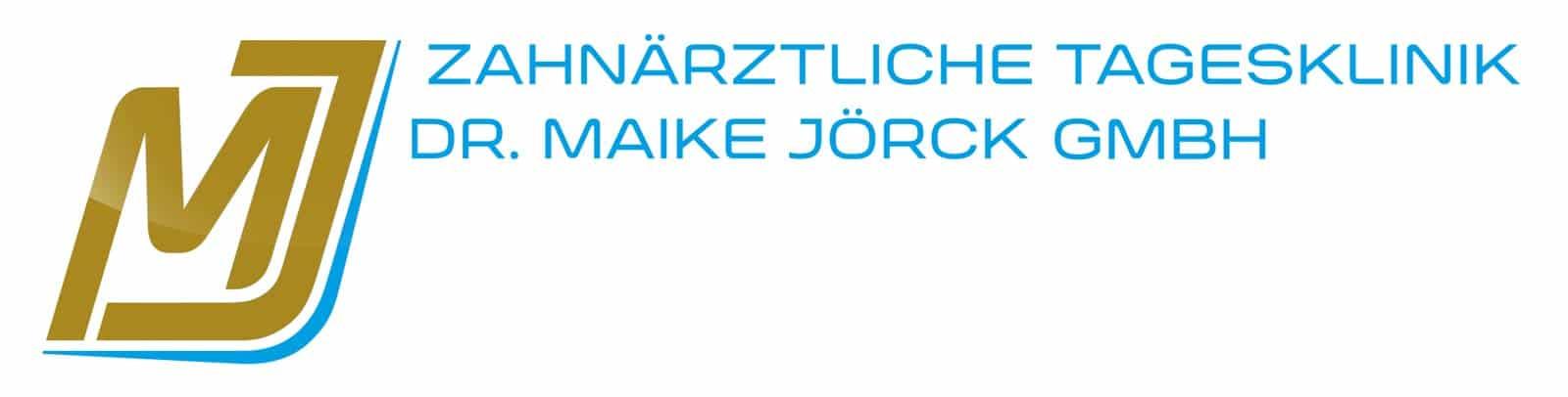 Zahnärztliche Tagesklinik Dr. Maike Jörck GmbH: Bild- Und Wortmarke