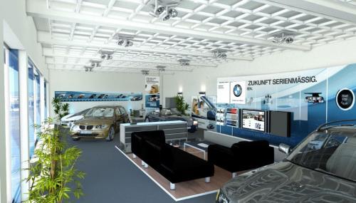 BMW EfficientDynamic HO LichtDesign Tag Innen II