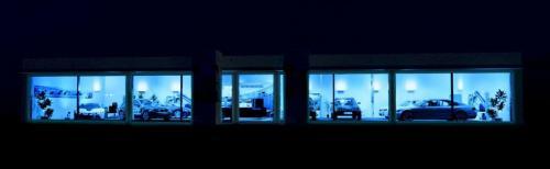 BMW Einfuehrung EfficientDynamic HO LichtDesign