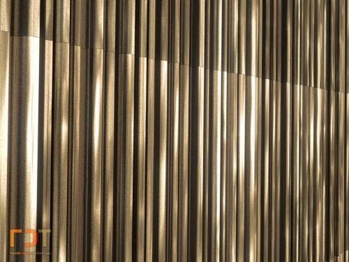 Fassade Rinde Detail FDT