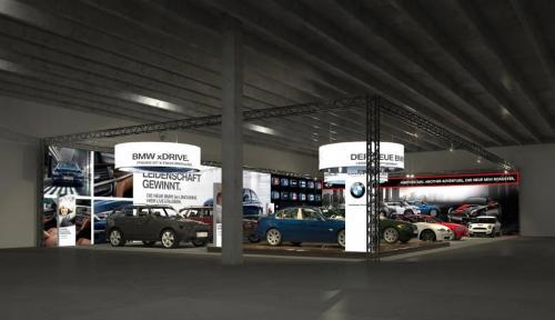 BMW Autosalon Innsbruck links