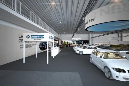 BMW Frey Salzburg II