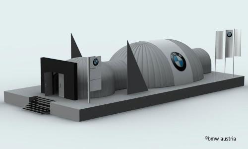BMW xDrive Roadshow Unit