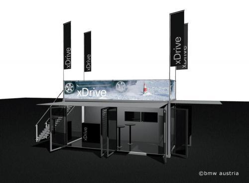 BMW xDrive Roadshow Unit III