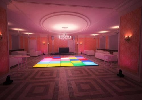 Hochzeit Disco