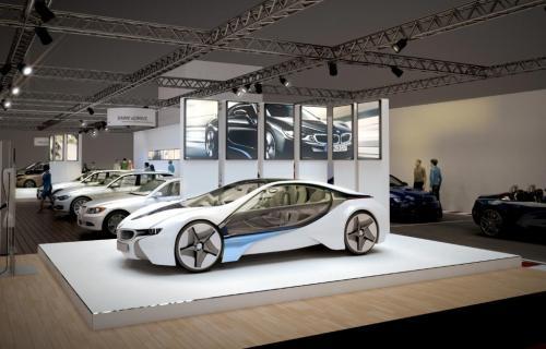 VAS 2015 BMW i8