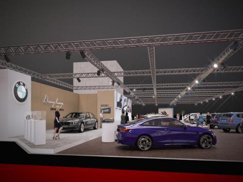 VAS 2016 BMW 7er Lounge