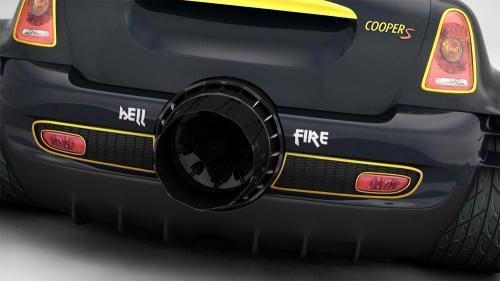 HELL MINI Jet Detail