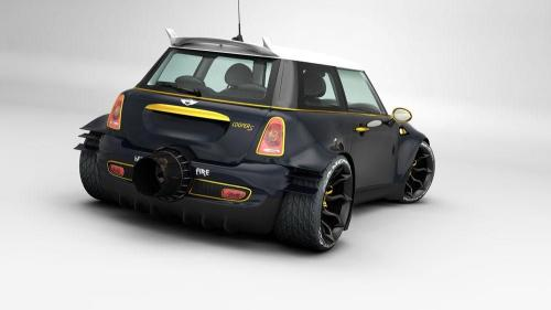 HELL MINI Rear