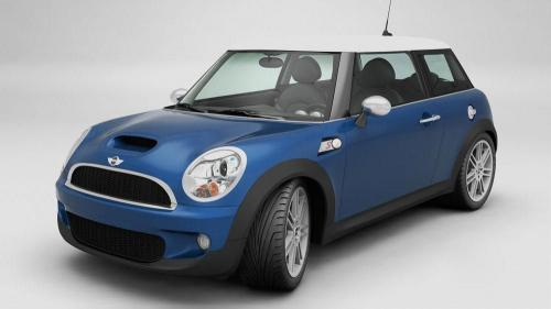 MINI Front Side