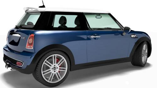MINI Rear Side