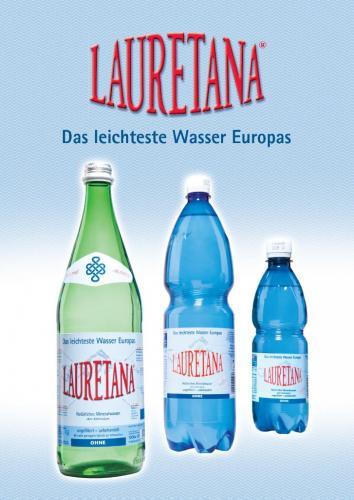 Das leichteste Wasser GmbH Corporate Design