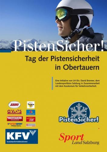 LR Salzburg Kampagne Pistensicher 2012