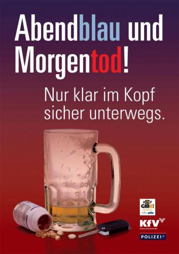 LR Salzburg Verkehrssicherheitskampagne 2009
