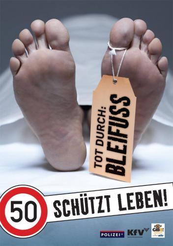 LR Salzburg Verkehrssicherheitskampagne 2010