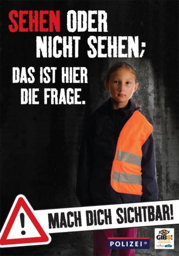 LR Salzburg Verkehrssicherheitskampagne Herbst 2012
