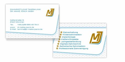 Zahnärztliche Tagesklinik Dr. Maike Jörck GmbH: Infokarte