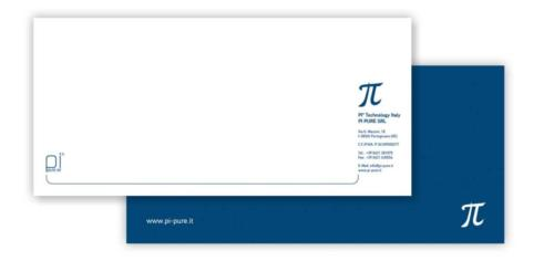 PI-Pure srl Compliment Cards