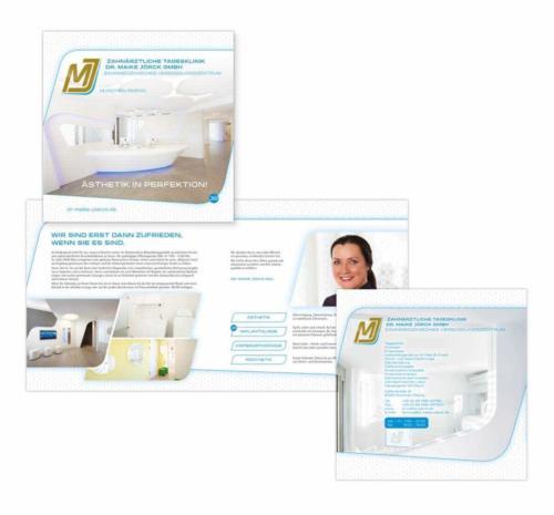 Zahnärztliche Tagesklinik Dr. Maike Jörck GmbH: Info Folder